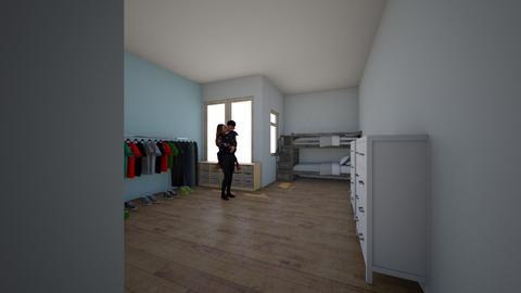 boy kids room  - Modern - Kids room  - by sharlena
