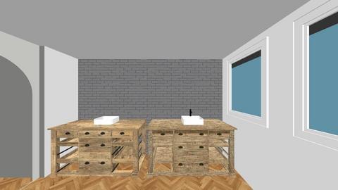 Suite Bath move walls - Bathroom  - by nanooks7