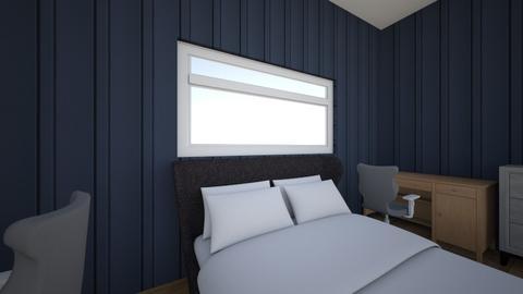 my bed room - Bedroom  - by asker601