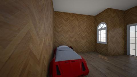 cartel crib  - Bedroom  - by juansalinasbarrera