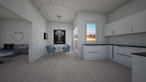 kitchen and dining room - Kitchen  - by freewillie