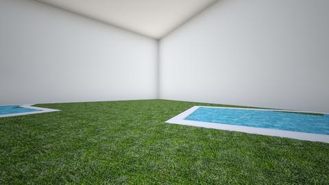 roof - Garden  - by Mirolla Sameh