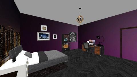 Rifa - Bedroom - by Kakaxa