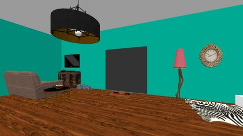 Dream room - Eclectic - Office  - by Tene19
