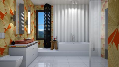 Bath for Clara - Modern - Bathroom - by 3rdfloor