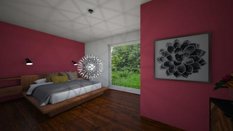 Chambre parents - Bedroom  - by rperot