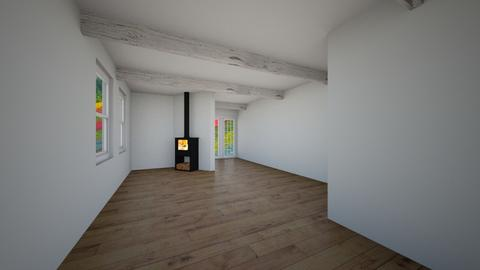 latihan002 - Modern - Bedroom  - by Andry MACA