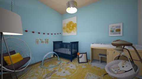 2 nursery - Modern - Kids room - by 1adriana1