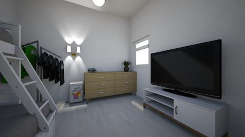 ammxr gaming rom - Modern - Bedroom  - by ammar4fiq