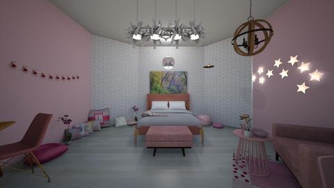 MY HOUSE - Kids room  - by Recep Kozan