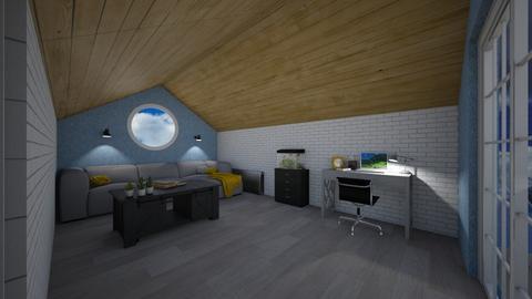 Little living - Living room  - by Noa Jones