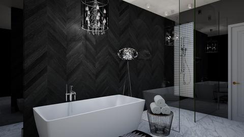 a - Bathroom - by Bar120