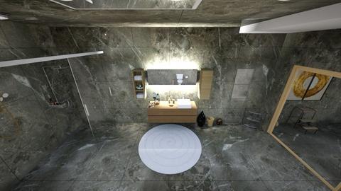 Bathroom - Bathroom  - by Nesya tal