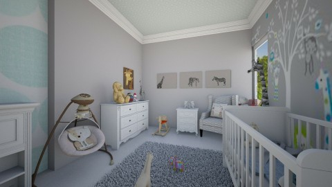 baby  part 3 - Kids room  - by Lauris Osorio