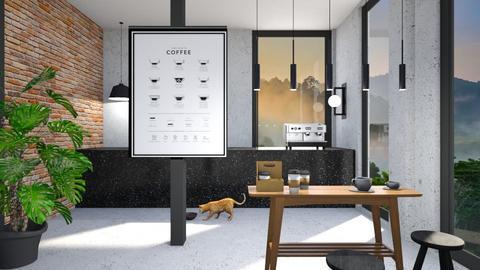 Coffee statement - by Designer1007