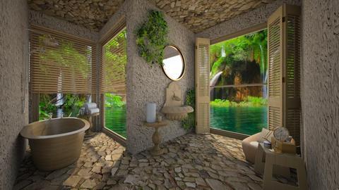 home - Bathroom - by daydreamer84