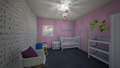 Baby room - Kids room  - by Noa Jones