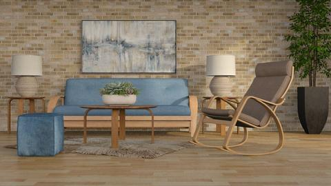 Futon - Eclectic - Living room  - by Theadora