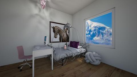 My Dream Room - Bedroom  - by EllaFlower1