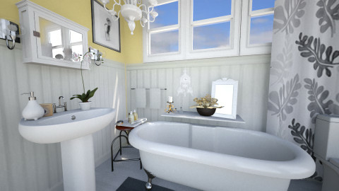 Country - Bathroom  - by smccauley029