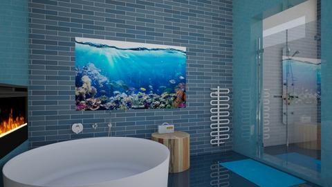 guest room bathroom 4 - Bathroom  - by Amyz625