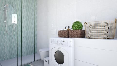 wash - Bathroom  - by zozan