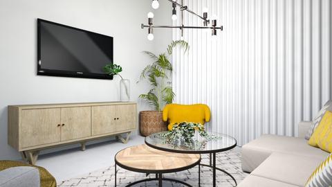 revital_ben_s3 - Living room - by Hadar Vaxberg Cohen