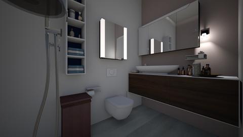 Junior Suite 3 - Bathroom  - by Jessica Lopez Cuya