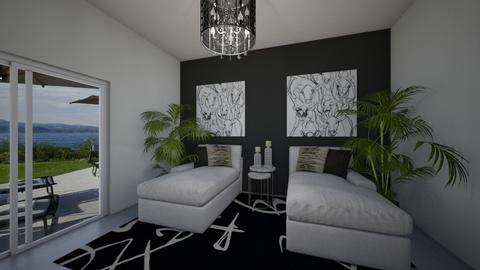 Lounge  - Living room - by nicquo40