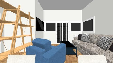 sogg - Living room - by OmarSempai
