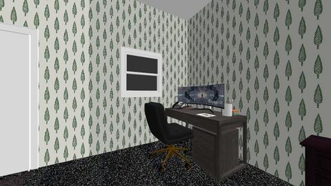 fcs project - Bedroom  - by chase_psd