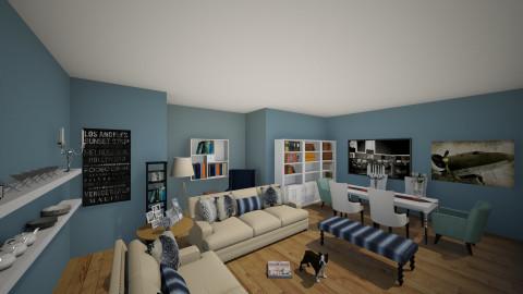 my beatiful room - Country - Living room  - by amilya