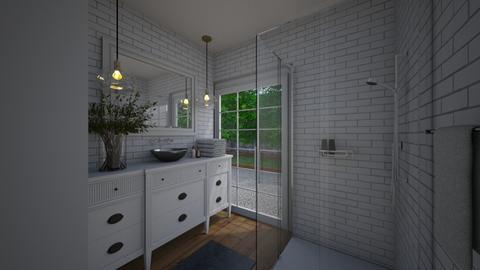 ModernVintage_Bathroom2 - Bathroom  - by lovasemoke