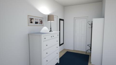Hallway - by helenegi