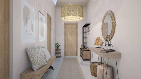 Welcome Hallway - by Oyisha