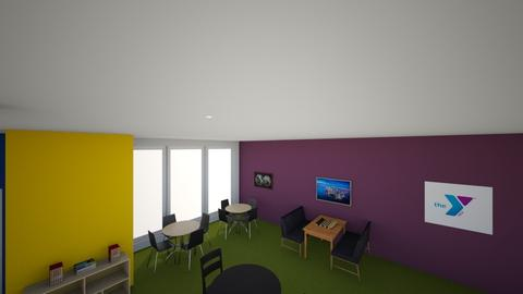 youth Center 22 - Kids room - by jmabon