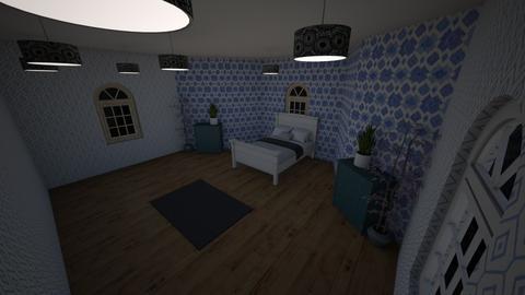 bedroom - Bedroom - by Zzam_watto