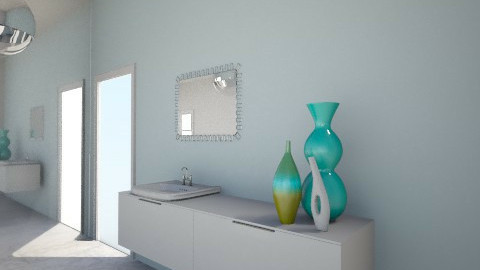 Minty - Modern - Bathroom  - by merida 13