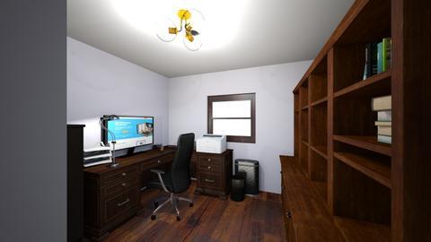 Studio 2nd Floor - Office  - by nautilusmisc
