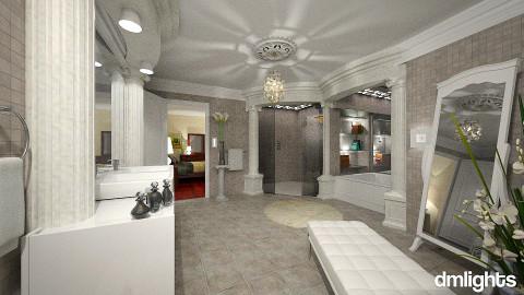 Colonial bath - Vintage - Bathroom - by Lackew