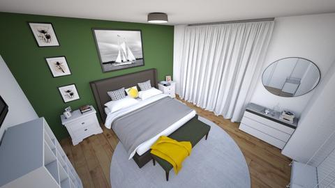 Kandi bedroom - Bedroom  - by Richard96