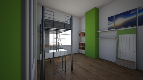 my bedroom - Bedroom  - by Luciaalcudia
