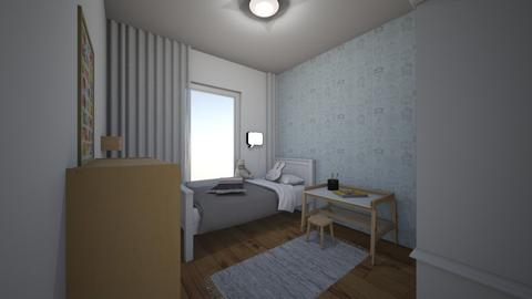 Nitay  1 - Kids room - by erlichroni