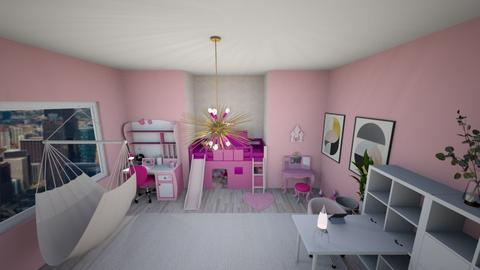 nursery - Kids room  - by mimiclara