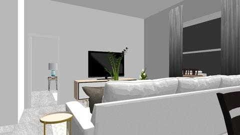 Galveston - Living room  - by akinjenn