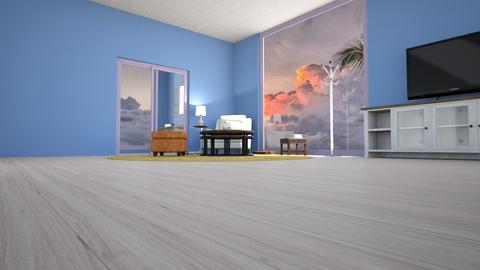 isla tropical - Eclectic - Living room  - by Rodrigo Aguilera Rodriguez