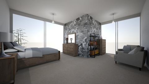 wood room - by majamm
