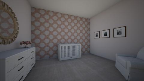 Nursery - Kids room  - by BMacken