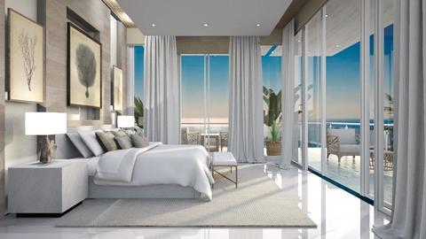 Beach Bedroom - Bedroom  - by jjp513