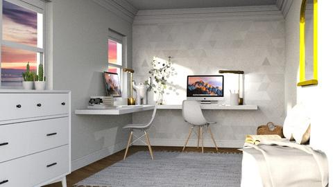 office size - Office  - by n i n i
